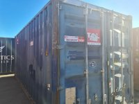 20ft B grade shipping containers