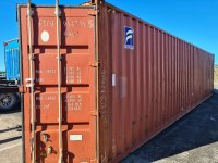 40ft H/c B grade shipping container