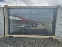 20ft Modified Shipping container