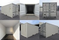 20ft New shipping container 1trip