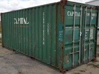 Used 20ft Cargo Worthy GP