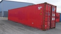 40' GP Shipping Containers