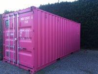 20' A Grade Container