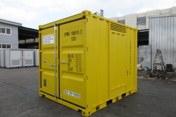 10ft Dangerous Goods Shipping Containers Buy Used Shipping