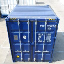 10ft Shipping Container New Zealand high cube