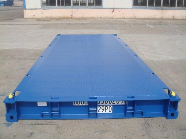 Flat Rack Shipping Containers - Shipping Containers New Zealand