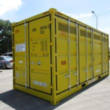20ft Shipping Container New Zealand hazardous