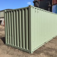 20ft Shipping Container New Zealand painted