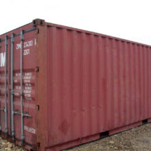 20ft Shipping Container New Zealand used