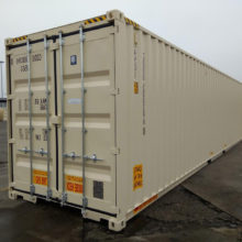 40ft high cube Shipping Container New Zealand