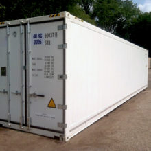 40ft reefer Shipping Container New Zealand
