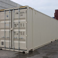 45ft Shipping Container New Zealand