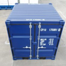 8ft Shipping Container New Zealand