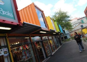 Shipping Container christchurch