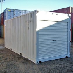 Shipping Container roller door
