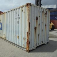 New Zealand Shipping Containers c grade