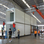 Shipping Containers disaster relief
