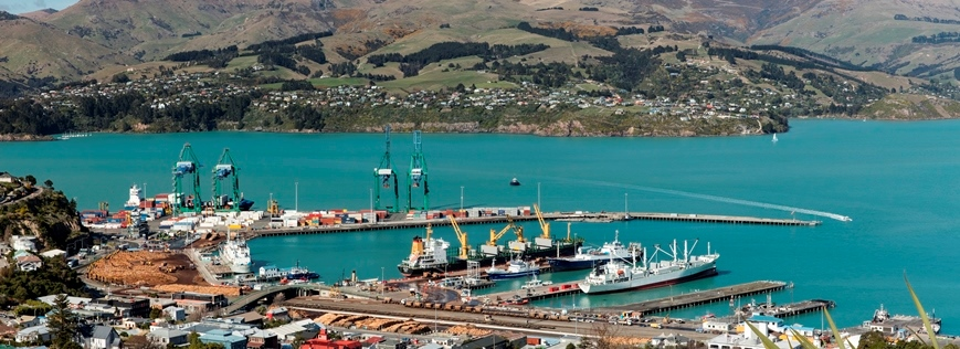 Shipping Containers lyttelton New Zealand