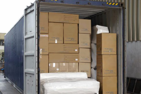 New Zealand Shipping Containers self pack