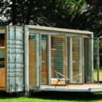 Shipping Containers tiny house