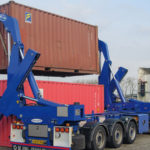 transport New Zealand Shipping Containers
