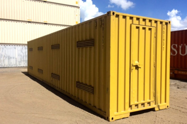 40ft Dangerous Goods Container