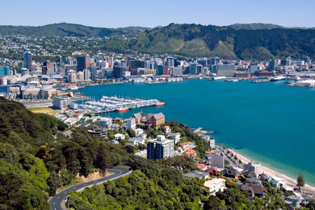 wellington New Zealand Shipping Containers